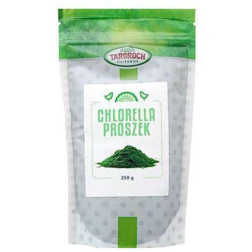 250g chlorella w proszku suplement diety marki Targroch