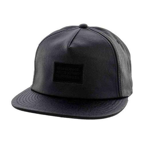 czapka z daszkiem KREW - Refused Co. Slider Black (BLK)