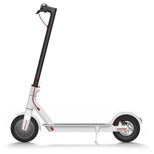 mijia electric scooter hulajnoga elektryczna biała marki Xiaomi