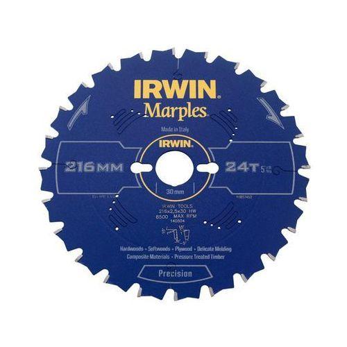 Irwin marples Tarcza do pilarki tarczowej 216 mm/24t m/30