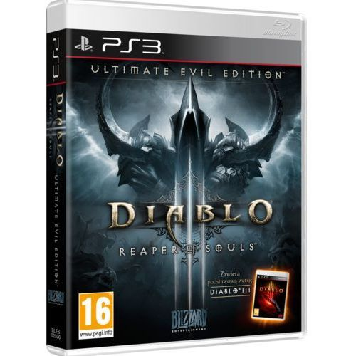 Diablo III Ultimate Evil (PS3)