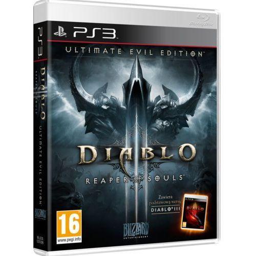 OKAZJA - Diablo III Ultimate Evil (PS3)