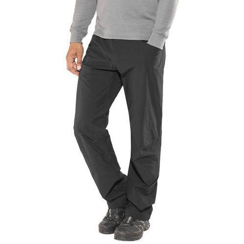 psiphon sl spodnie długie mężczyźni czarny 32 2018 spodnie wspinaczkowe marki Arc'teryx