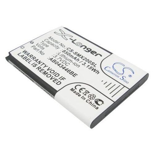 Samsung SGH-E380 / BST3108BE 850mAh 3.15Wh Li-Ion 3.7V (Cameron Sino), GC-BCE227