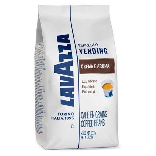 Kawa ziarnista  crema e aroma vending 1kg marki Lavazza