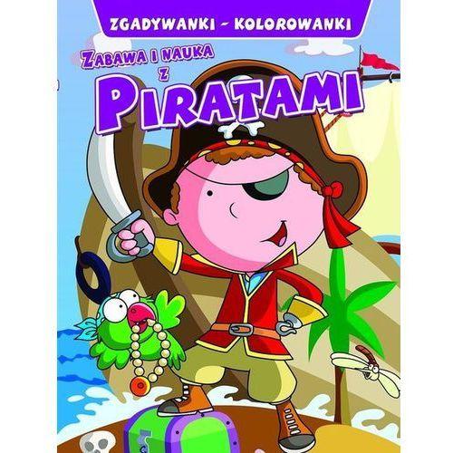 Zabawa i nauka z piratami - Praca zbiorowa
