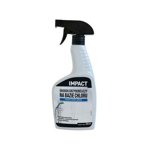 Środek grzybobójczy 0.5 l na bazie chloru marki Impact