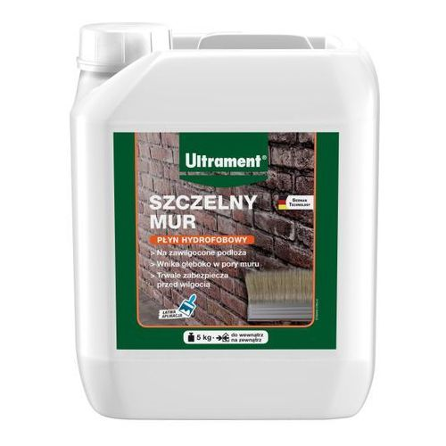 szczelny mur marki Ultrament