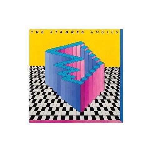 Angles - the strokes marki Sony music entertainment