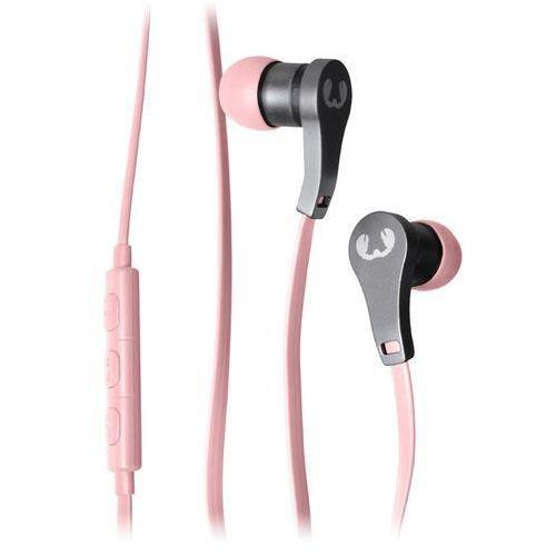 Słuchawki dokanałowe FRESH N REBEL Lace Cupcake Różowy