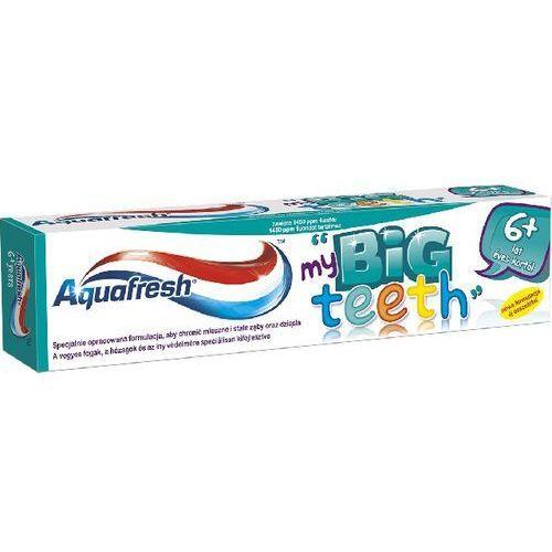 big teeth 6+ 50ml marki Aquafresh