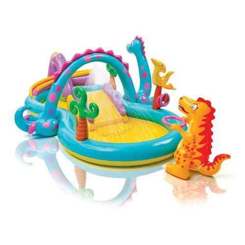 Intex wodne centrum zabaw dinozaur