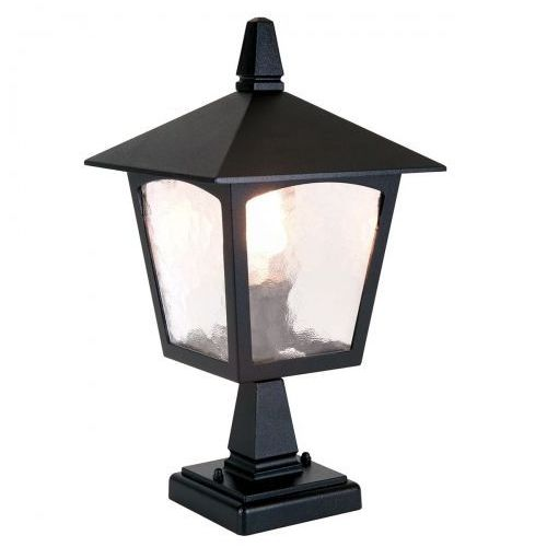 Elstead Oprawa sufitowa york bl6a black ip23 - lighting - rabat w koszyku (5024005233701)