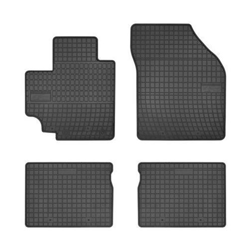Frogum Suzuki selerio 2015-........ zestaw dywaników gumowych