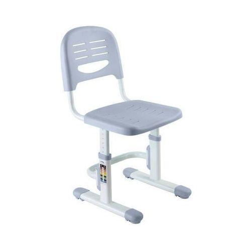 SST3 Grey - Ergonomiczne krzesełko dziecięce z regulacją wysokości Fun Desk, FD-SST3-GREY