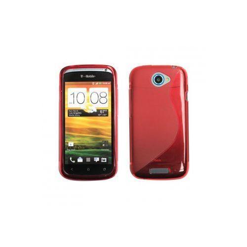 ADVANCED ACCESSORIES Etui S-Line GEL dedykowane do HTC One S - czerwone Odbiór osobisty w ponad 40 miastach lub kurier 24h - produkt z kategorii- Futerały i pokrowce do telefonów