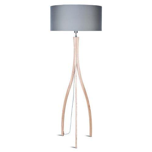 lampa podłogowa montreal 60x30cm montreal/f/n/6030 marki It's about romi