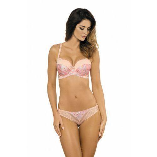 Gorteks Biustonosz usztywniany model ester b4 powder pink