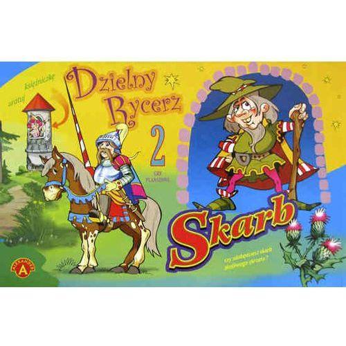 Gra ALEXANDER Skarb - Dzielny rycerz, towar z kategorii: Gry planszowe