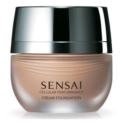 Sensai Cellular Performance Foundations kremowy podkład odcień CF 12 Soft Beige 30 ml