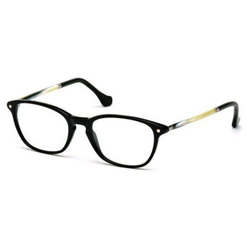 Balenciaga Okulary korekcyjne ba5017 001