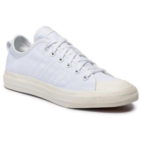 Adidas Buty - nizza rf ef1883 ftwwht/ftwwht/owhite