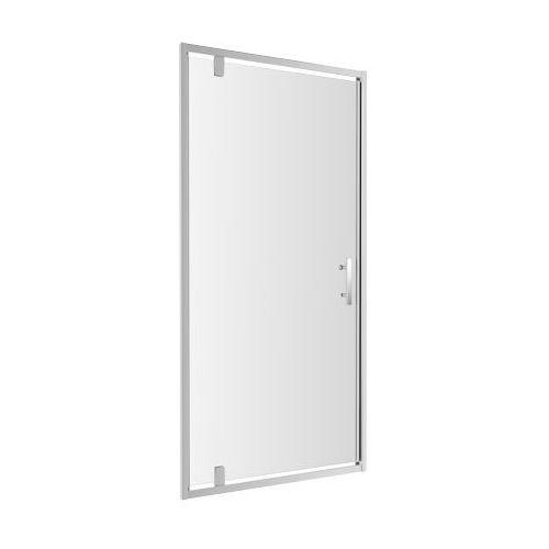 Omnires Drzwi prysznicowe do wnęki 100 cm s-100d tr