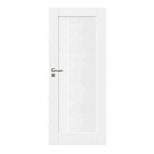 Drzwi pełne Fado 90 prawe kredowo-białe, FAD106000013