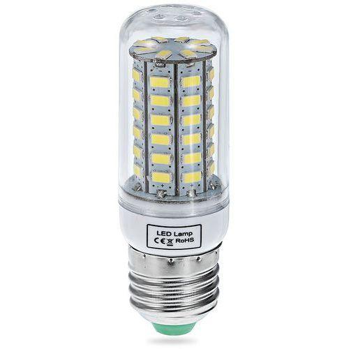18W SMD - 5630 56 LEDs E27 1650Lm LED Corn Bulb 110V Corn Light (White Light)