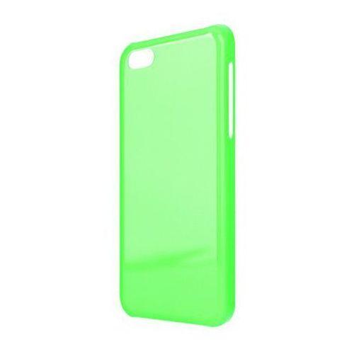 Xqisit Etui do apple iphone 5c iplate neonowy zielony (4029948009872)