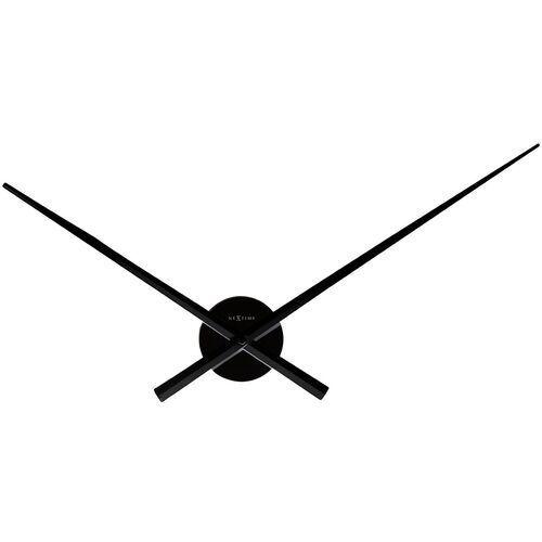 NeXtime - Zegar ścienny Hands - czarny (8717713016892)