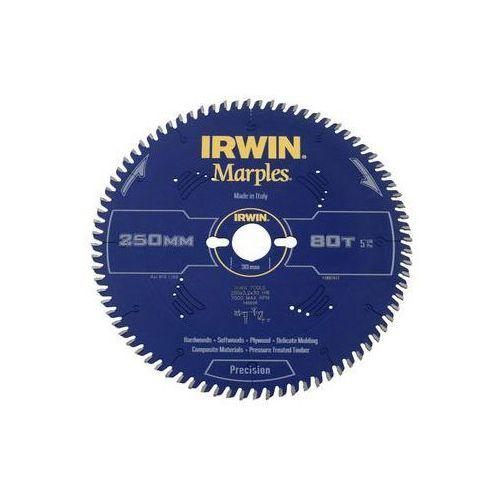 Irwin marples Tarcza do pilarki tarczowej 250mm/80t/30 śr. 250 mm 80 z