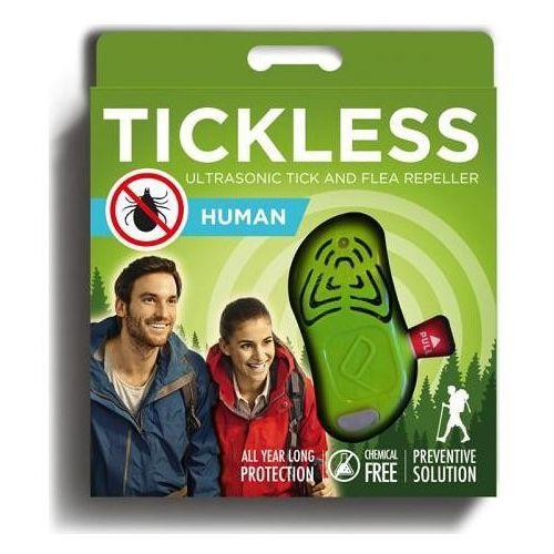 Ultradźwiękowy repelent przeciwko kleszczom human marki Tickless