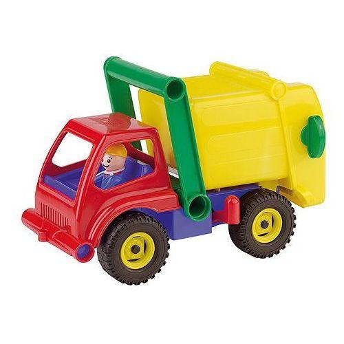 Lena, Śmieciarka, samochód, 30 cm, towar z kategorii: Śmieciarki