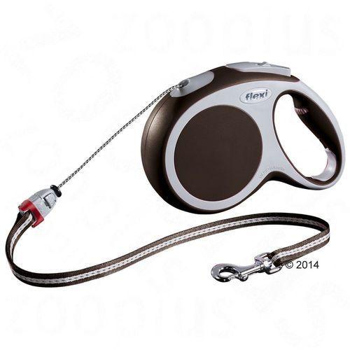 Flexi  vario led flash belt s/m - świecąca końcówka do smyczy vario [fl-0890] (4000498020890)