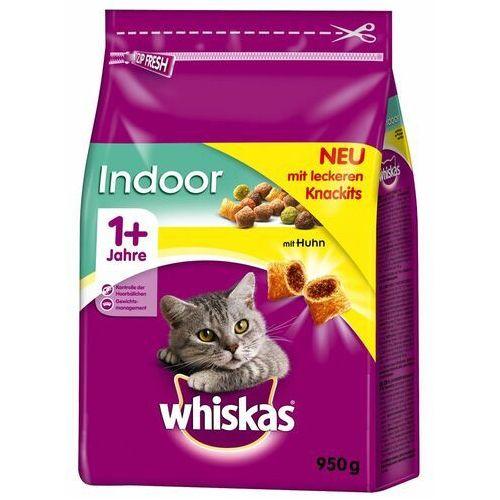 Whiskas 1+ Indoor z kurczakiem - 2 x 800 g