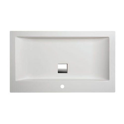 Sanplast Sanplast umywalka nablatowa 80x47 z otworem unb-m/space 640-290-1400-01-000 80 x 47 (640-290-1400-01-000)