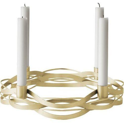 Świecznik tangle marki Stelton