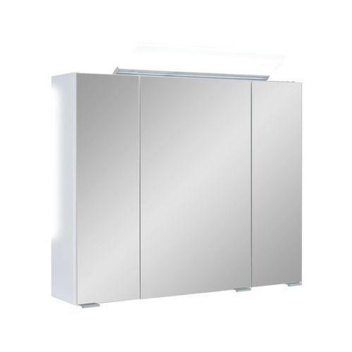 Szafka łazienkowa z oświetleniem LINDA ASTOR (5907798025954)
