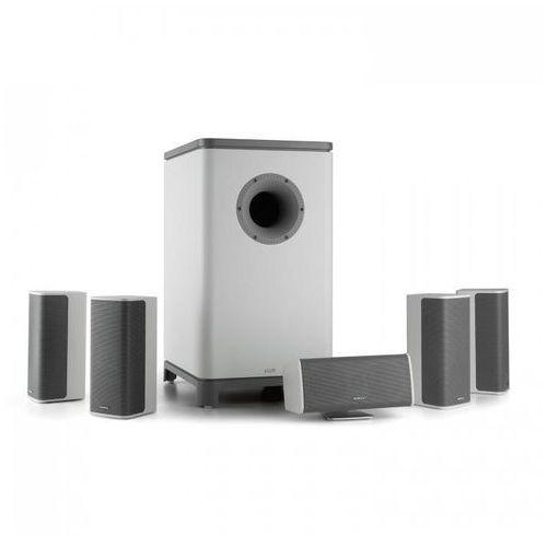 Ambience 5.1 zestaw kina domowego surround 5.1 biały marki Numan