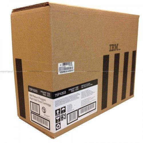 IBM toner 75P4303, 21tk, black, 75P4303