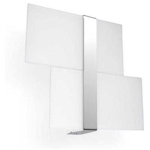 Sollux Kinkiet lampa ścienna massimo 2x40w g9 biały sl.0187 >>> rabatujemy do 20% każde zamówienie!!! (5902622426860)