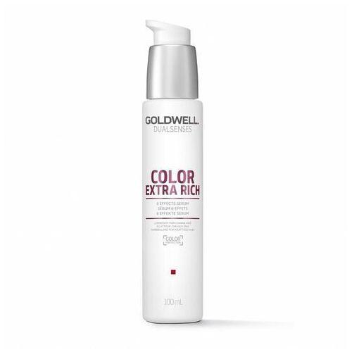 Goldwell Color Extra Rich 6 Effects serum do włosów koloryzowanych, grubych i opornych 100ml