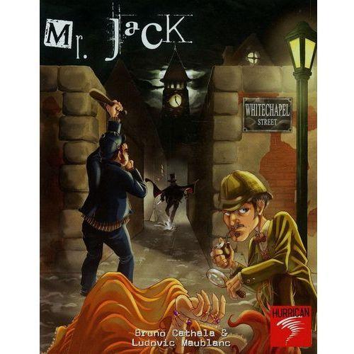 Mr. jack - gra planszowa marki Hobbity.eu