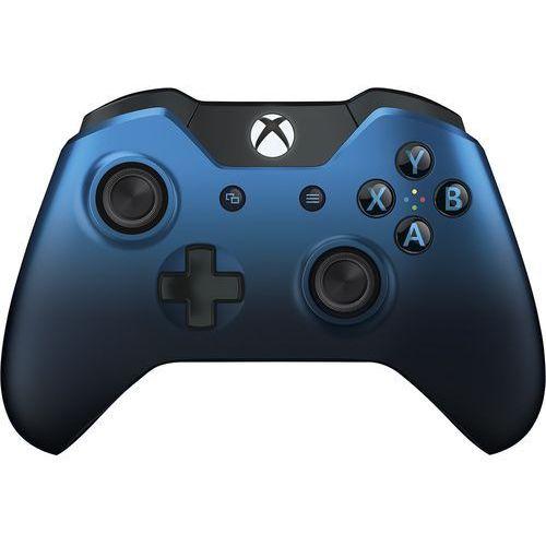 Kontroler MICROSOFT XboxOne Niebieski + DARMOWY TRANSPORT! + Zamów z DOSTAWĄ JUTRO! z kategorii kierownice do gier