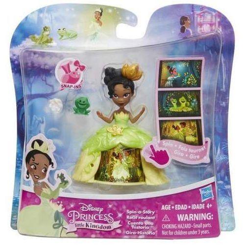Hasbro Disney Princess Mini w balowej sukience, Tiana (5010993347278)