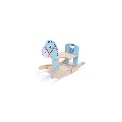 Brimarex Drewniany konik bujany  niebieski + darmowy transport! (5907791572394)