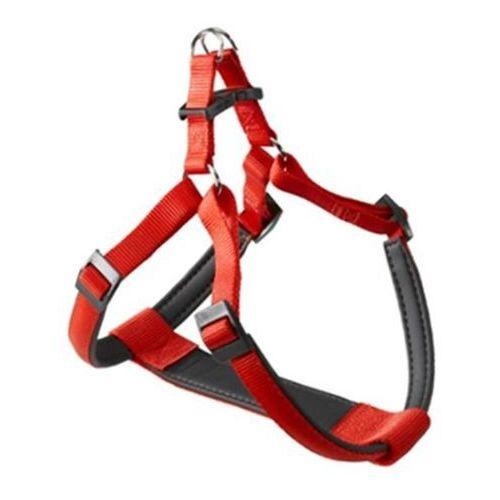 FERPLAST Daytona P - szelki regulowane nylonowe dla psa czerwone P Medium (8010690055428)
