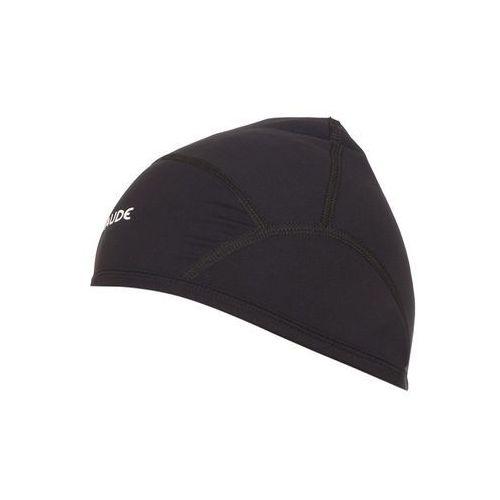 uv nakrycie głowy czarny s 2018 czapki pod kask marki Vaude