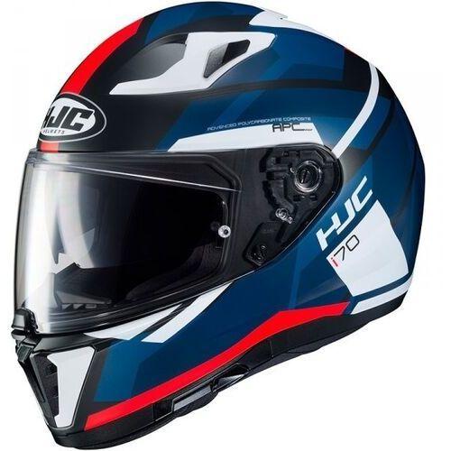 kask integralny i70 elim black/blue/red marki Hjc